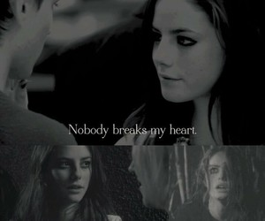 blanco y negro, Effy, and frases image