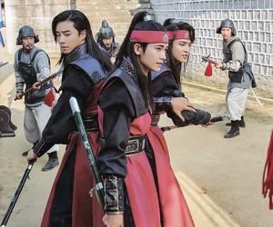 hwarang, kdrama, and park seo joon image