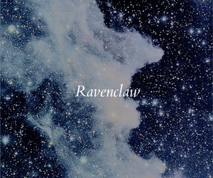 blue, harry potter, and ravenclaw image