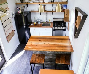 beautiful, room, and tiny house image