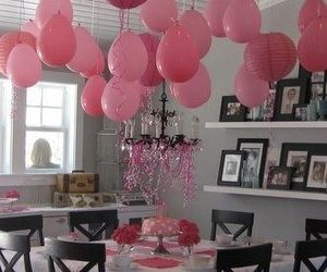 party and pink image