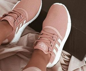 adidas, beauty, and in love image