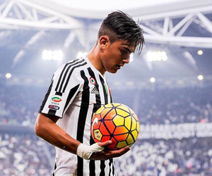 football, Juventus, and dybala image