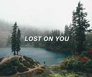 alone, foggy, and grunge image
