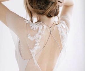 bridal, elegant, and feminine image