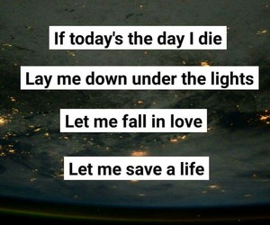 life, Lyrics, and quotes image