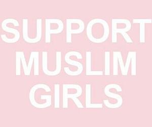 girl, feminism, and muslim image