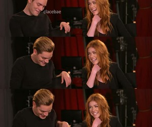 clary fray, shadow hunters, and clace image