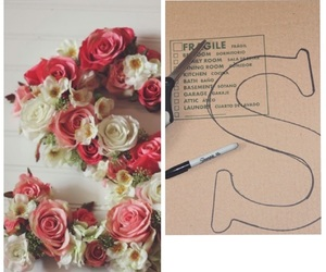beautiful, diy, and flowers image