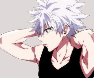 killua, anime, and hxh image