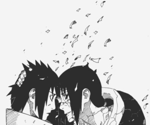 naruto, uchiha sasuke, and anime image