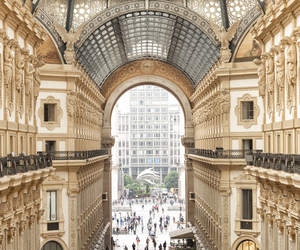 milan, city, and italy image