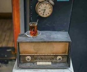 retro, nostalji, and turkish tea image