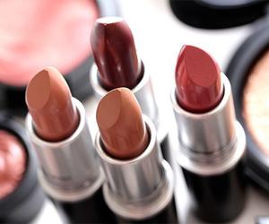 lipstick, mac lover, and mac image