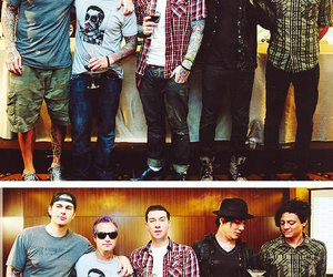 my guys and avenged sevenfold <3 image
