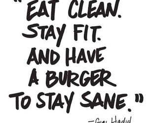 quotes, gigi hadid, and fit image