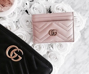 fashion, gucci, and bag image