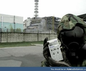 awesome, chernobyl, and funny image