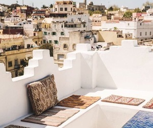 sun, travel, and marocco image