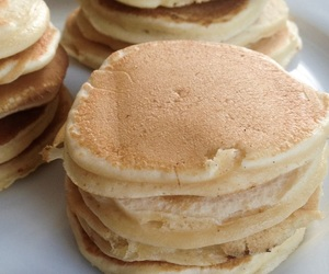 american, pancakes, and sweet image