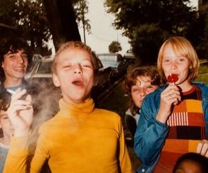 grunge, kids, and vintage image