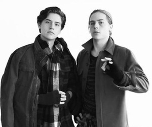 dylan sprouse, cole sprouse, and handsome image