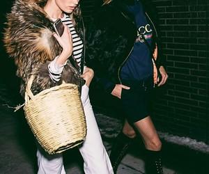 elsa hosk, girls, and fashion image