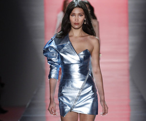 alexandre vauthier and bella hadid image