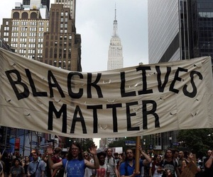 black lives matter, aesthetic, and theme image