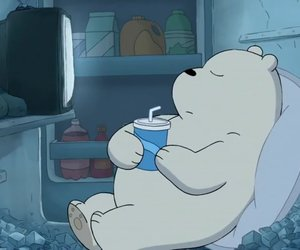 cartoon, ice bear, and cartoon network image