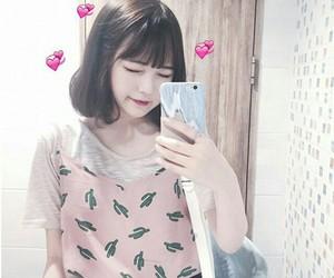 asian girl style image