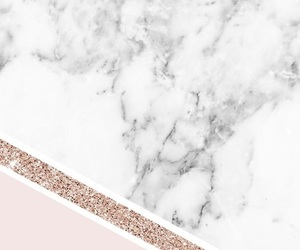 wallpaper, marble, and pink image