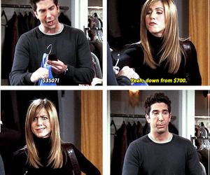 David Schwimmer, Jennifer Aniston, and logic image