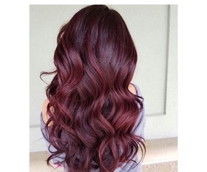 beautiful, red, and red hair image