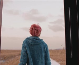 bts, jimin, and spring day image