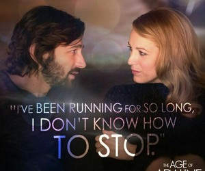 the age of adaline, blake lively, and love image