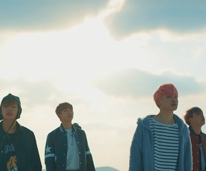k-pop, bts, and spring day image