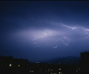 beautiful, lightning, and photography image