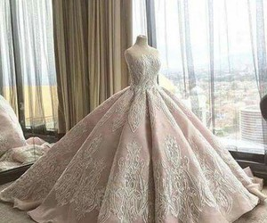 dress, style, and wedding dress image