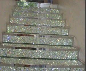 shiny and stairs image