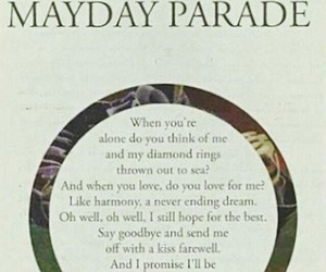 mayday parade and oh+well+oh+well image