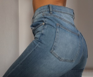 butt, cheap monday, and fit image