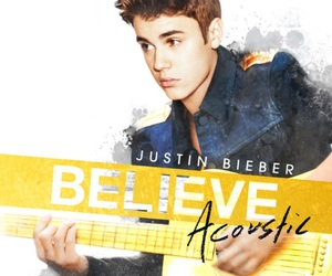justinbieber and believeacoustic image