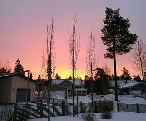 bright, finland, and pink image