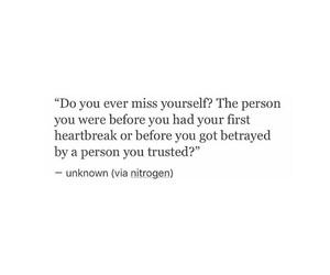 black, feelings, and heartbreak image