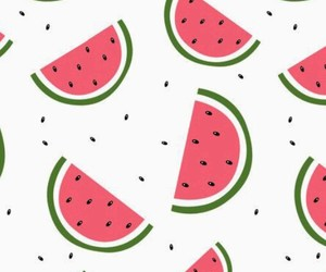 wallpaper and watermelon image
