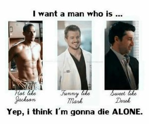 quotes, grey's anatomy, and jackson avery image