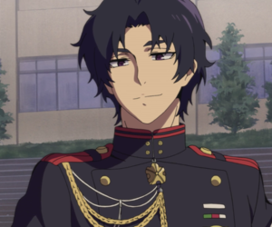 anime, seraph of the end, and yuumika image