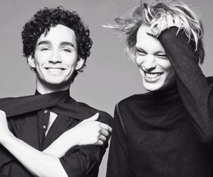 Jamie Campbell Bower, robert sheehan, and jace lightwood image