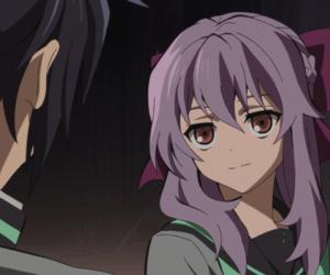 anime, mika, and owari no seraph image